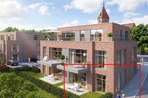 Ansicht/Visualisierung Haus 1